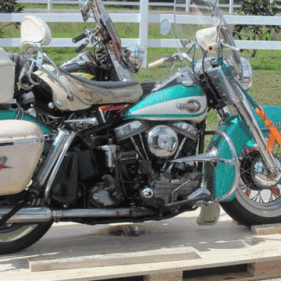 Rare Vintage Motorcycles