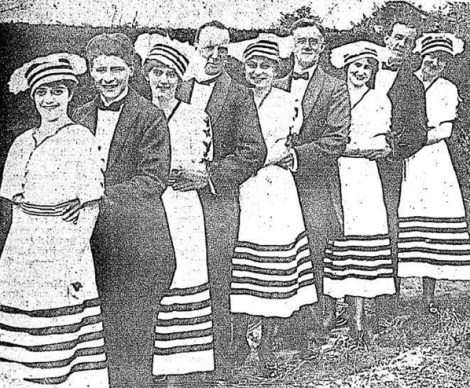 Troupes : Digger Field Theatres & Concert Parties (WWI