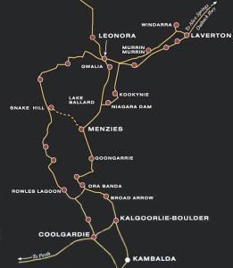 Eastern Goldfields map 1