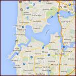 Fremantle map