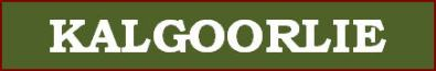 Kalgoorlie banner