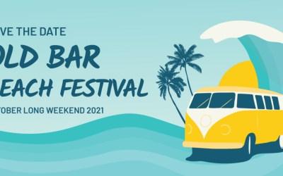Old Bar Beach Festival 2021 – Save the Date