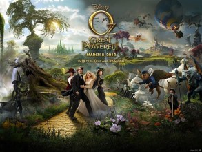 Disney's Oz Great & Powerful