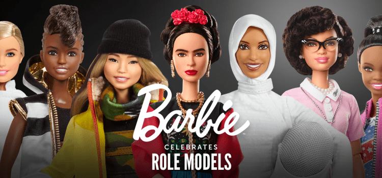 Shero Barbie and International Women's Day 2018