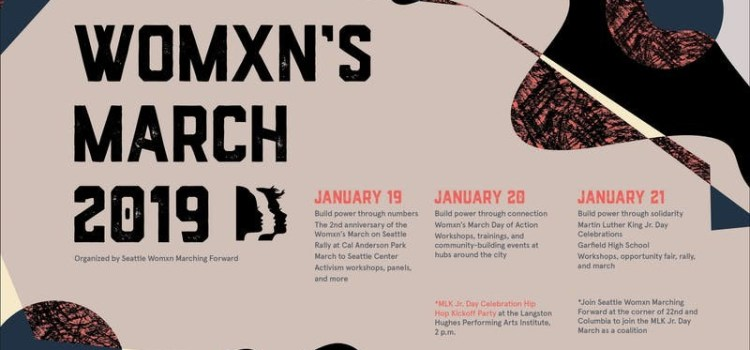 WOMXN'S March Year Three
