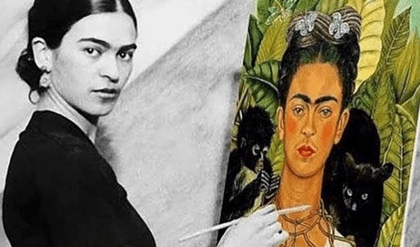 Unbreakable Frida Kahlo