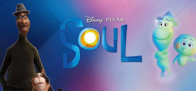 Pixar's SOUL
