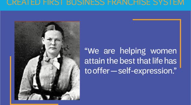 Martha Harper, Franchising Pioneer