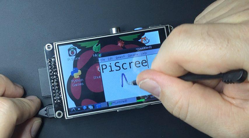 Xstroke Raspberry Pi