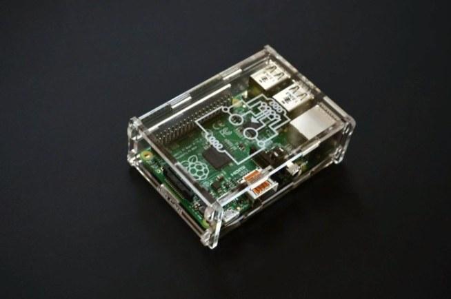 OzzMaker Case for Raspberry Pi B+ Assemble Instructions