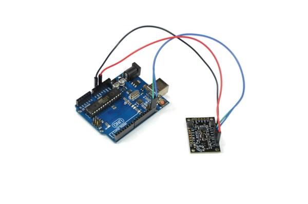 BerryIMU Arduino