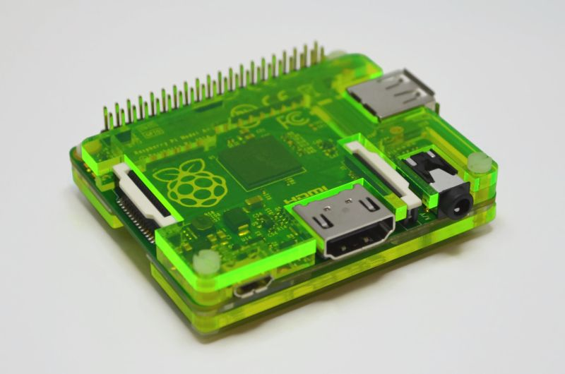 Raspberry Pi Case A+