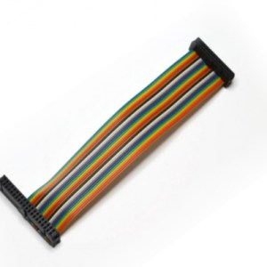 ribbon cable raspberry pi 40 to 26 pins