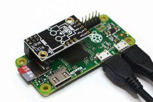 BerryIMU Pi Zero accelerometer and Gyroscope