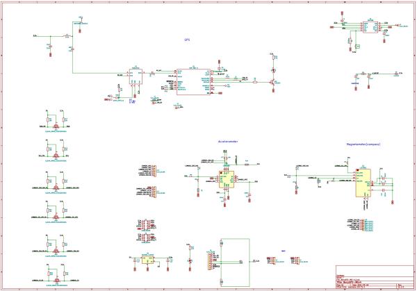 BerryGPS-IMU Schematic