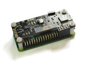 BerryGPS-IMU and Raspberry Pi Zero