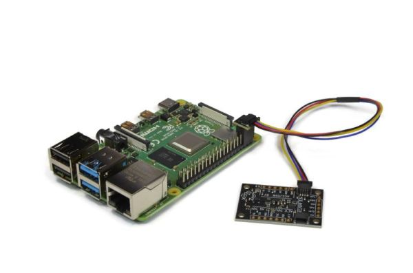 QWIIC connector Raspberry Pi