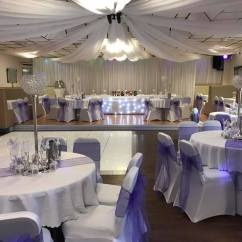 Chair Cover Hire Merseyside Where To Rent Covers And Sashes Venue Dressing Packages In - Ozzy James Parties & Events