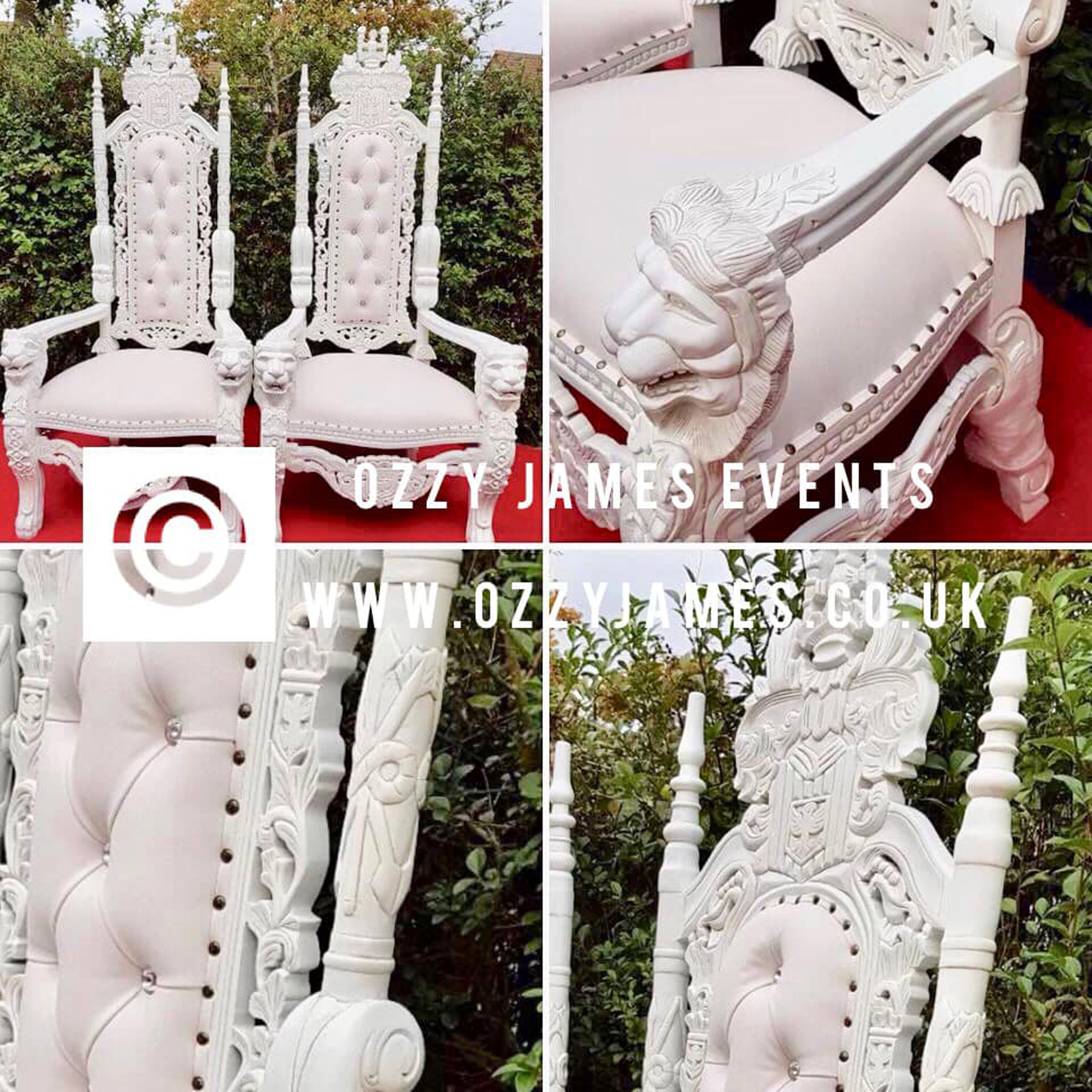 chair cover hire manchester uk swing review white wedding throne liverpool cheshire asian