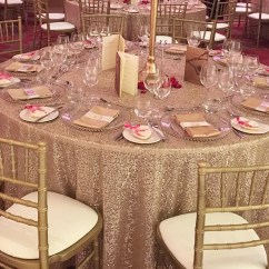 Chair Covers Hire Bolton Silver Crushed Velvet Bedroom Sequin Table Linen Ozzy James Parties Events Gold Tablecloth