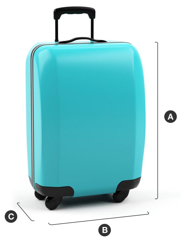 手提行李 - 行李 - 計劃   紐西蘭航空臺灣官方網站
