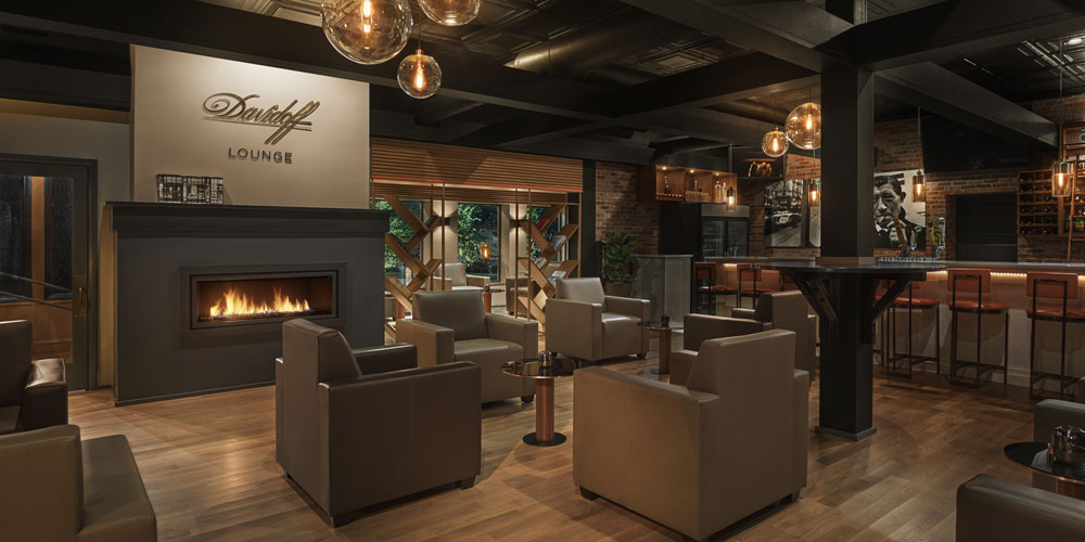 Davidoff Cigar Lounges  Davidoff of Geneva since 1911