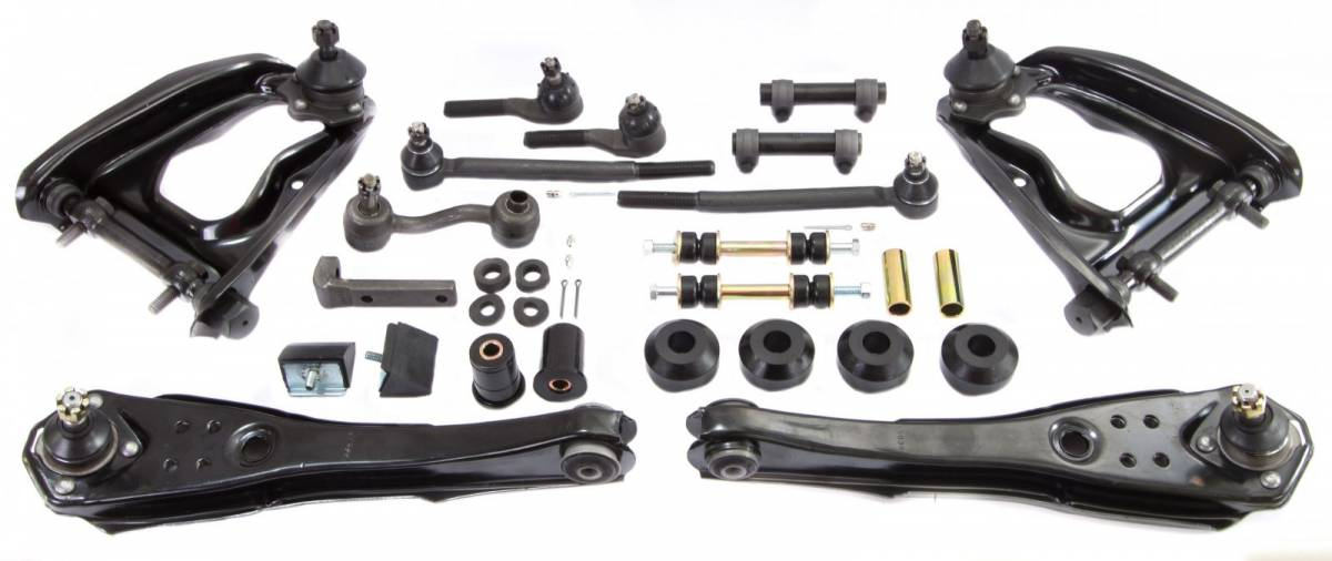 Polygraphite Performance Super Front End Kit