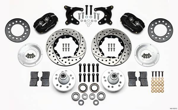 Wilwood Forged Dynalite Pro-Series Front Disc Brake