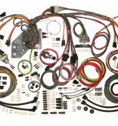 american autowire wiring harness additional images [ 1200 x 803 Pixel ]