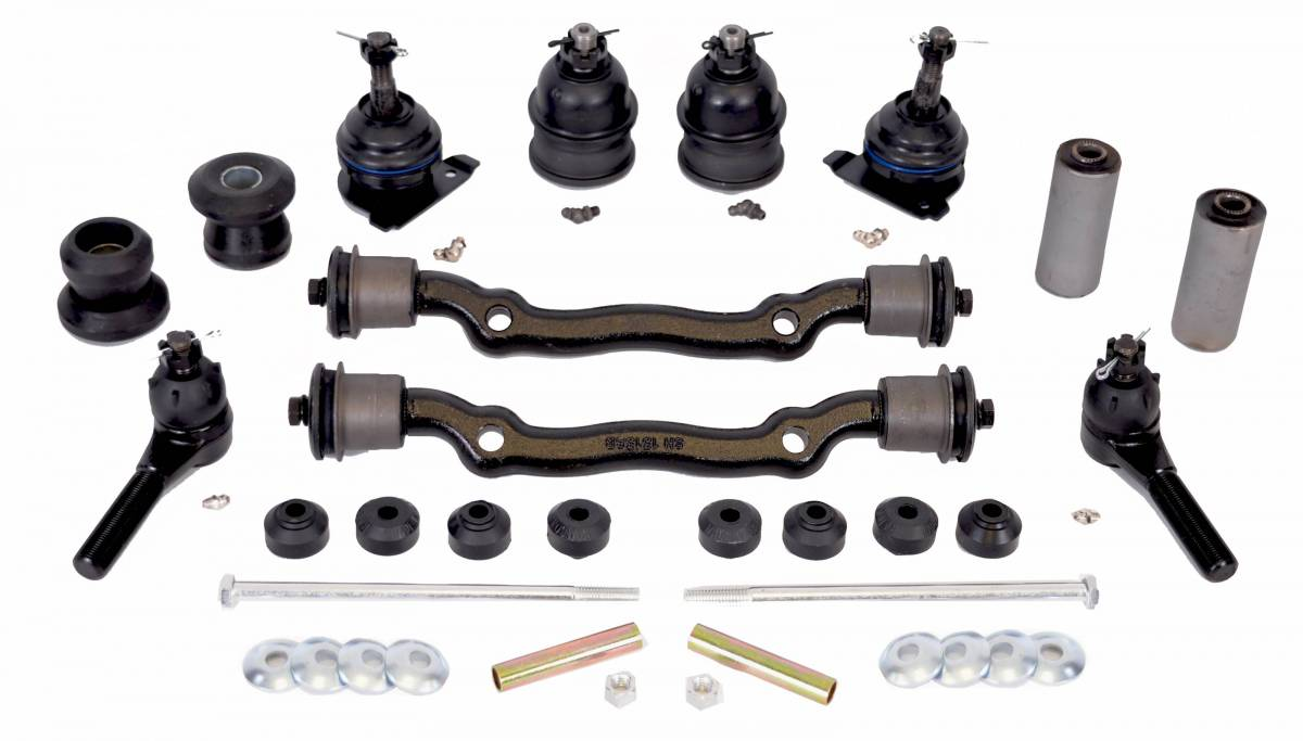 Original Performance Deluxe Front End Kit