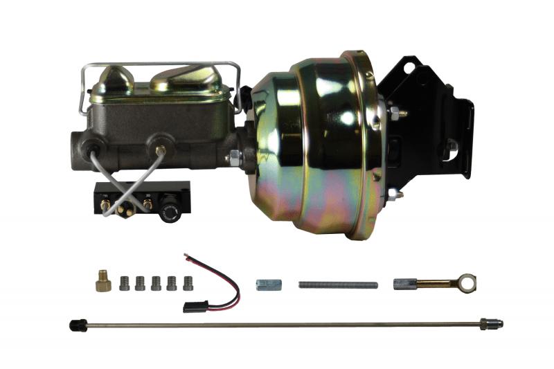 Brake Master Cylinder To Power Brake Booster Drum Brakes To