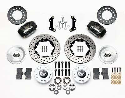 Front Power Wilwood Disc Brake Conversion Kit