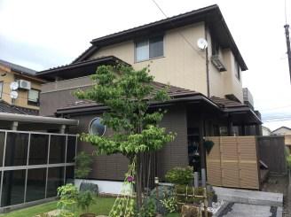 新発田市K様邸 外壁塗り替え   外装リフォーム