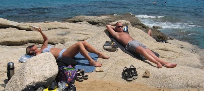 26/6 – Sista dagen på stranden!