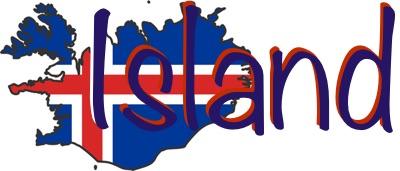 31/8 – Landat på Island