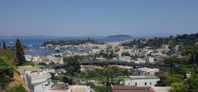 22/7 – Idag var sista hela dagen på Ischia