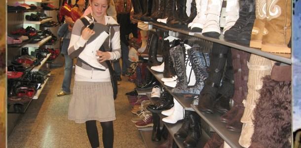 11/10 – Shopping och lite titta på vägen