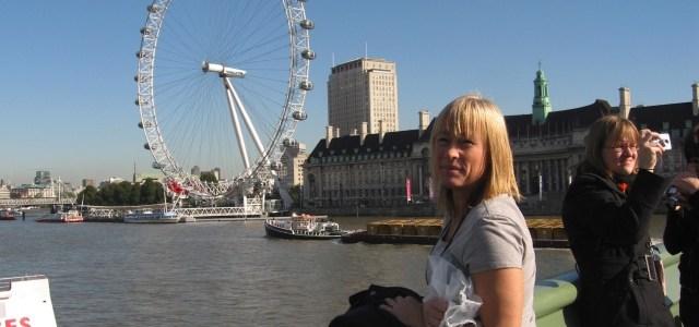 15/10 – Oj vilken dag vi har haft! Vi har sett London på en dag!