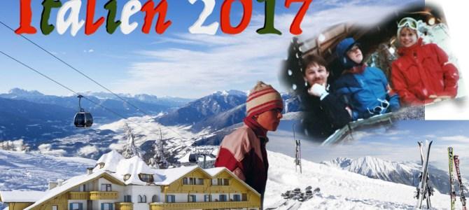 Italien Ski 2017