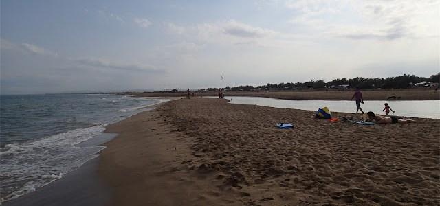 29/7 – En dag på stranden