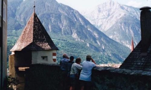 1/7 – Vi lämnar Frankrike mot Österrike via Italien