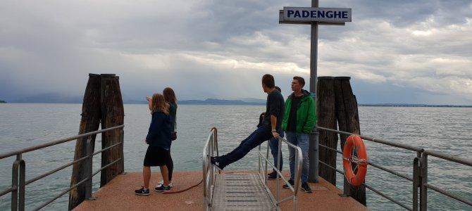 Italien 2018 – Resan till Garda