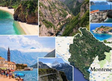 Kristi himmelsfärd i Montenegro