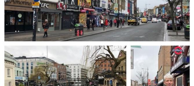 2/3 – Mysiga platser i London