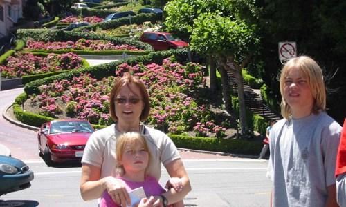 30/6 – Turistens Trask I San Fransisco