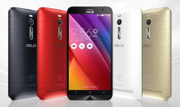 Zenfone 2のイメージ画像