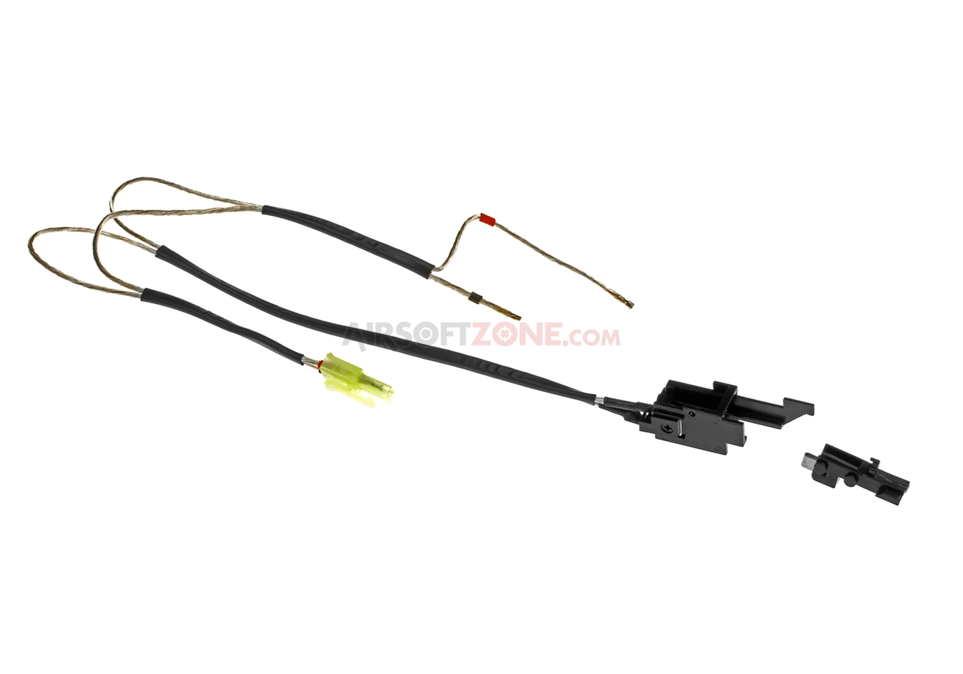 Silver Cord & Switches Set V3 Rear Wiring (King Arms