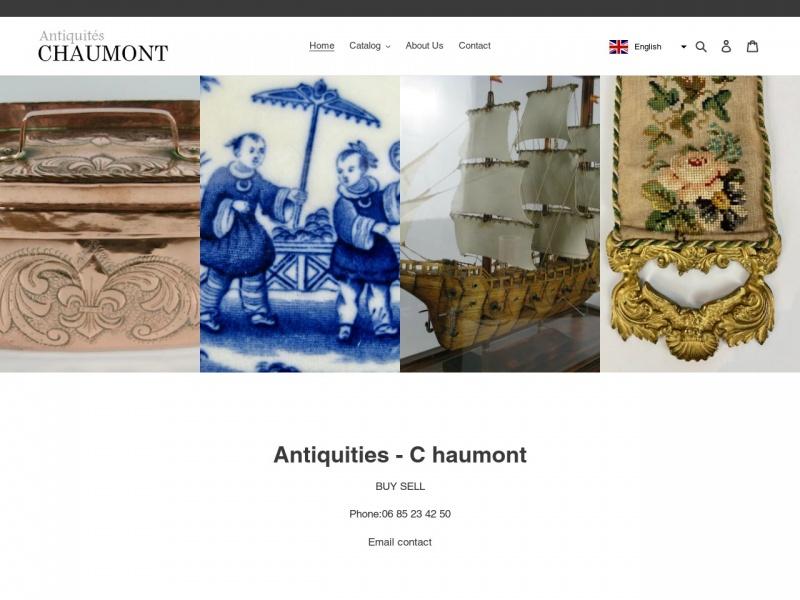 antiquites brocante chaumont artisans