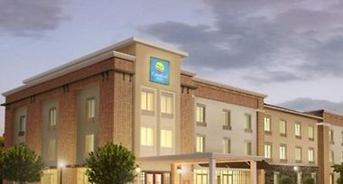 Hotel Comfort Inn Suites Caldwell Oh 2 United States