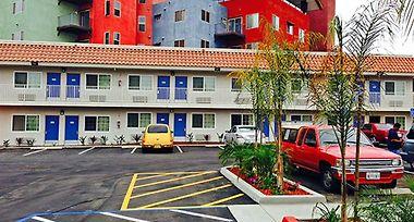 Hotel Motel 6 National City Ca National City Ca United